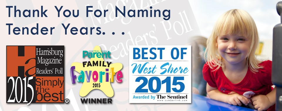 Simply The Best Childcare Center, Best of West Shore Daycare, Central Penn Parent Family Favorites Child Care