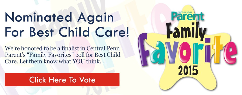 Tender Years Nominated for Best Child Care