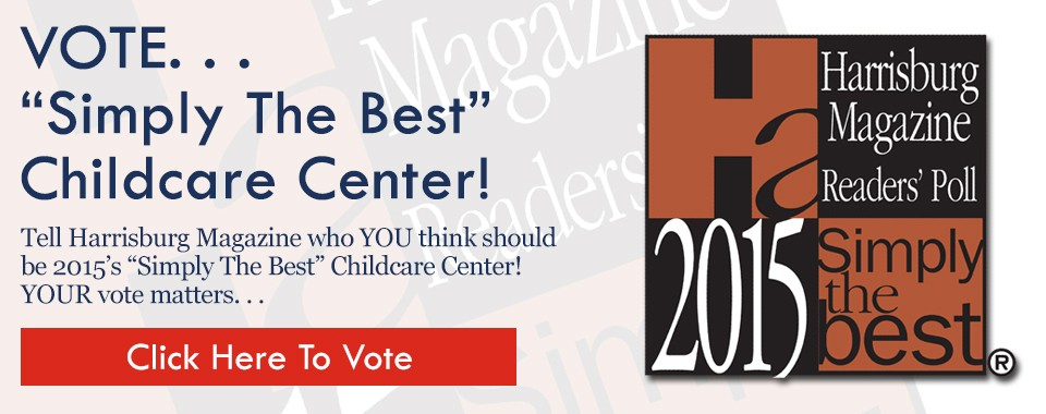 Vote Tender Years For Simply The Best Childcare Center