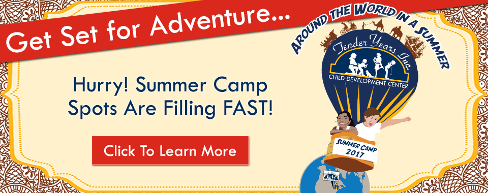 Tender Years Summer Camp 2017: Around The World In a Summer - Camp Hill, Hershey & Mechanicsburg