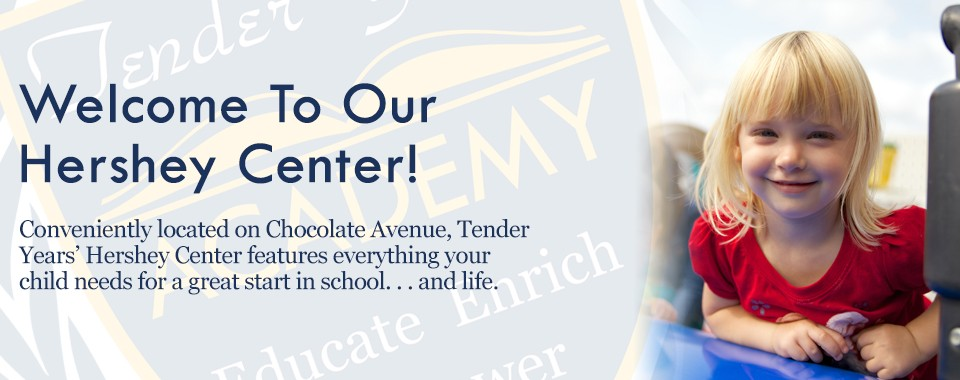Child Care in Hershey, PA: Tender Years Child Development Center