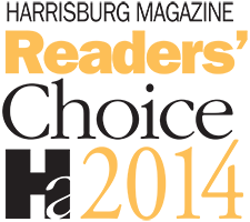 "Harrisburg Magazine ""Simply The Best"" & ""Readers' Choice"" Awards"