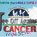 "Tender Years To Sponsor ""Tee Off Against Cancer – Mini Style!"" Event"
