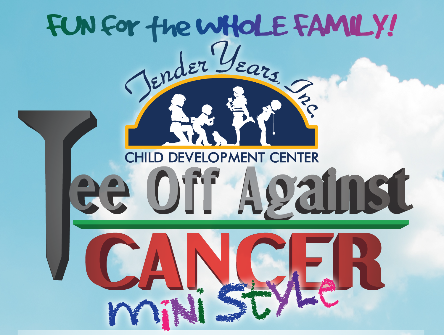 Tender Years Tee Off Against Cancer Mini Style Event