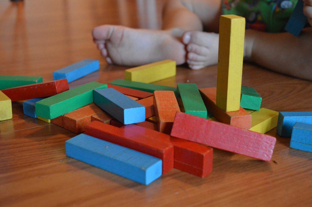 Developing Spatial Reasoning at Home