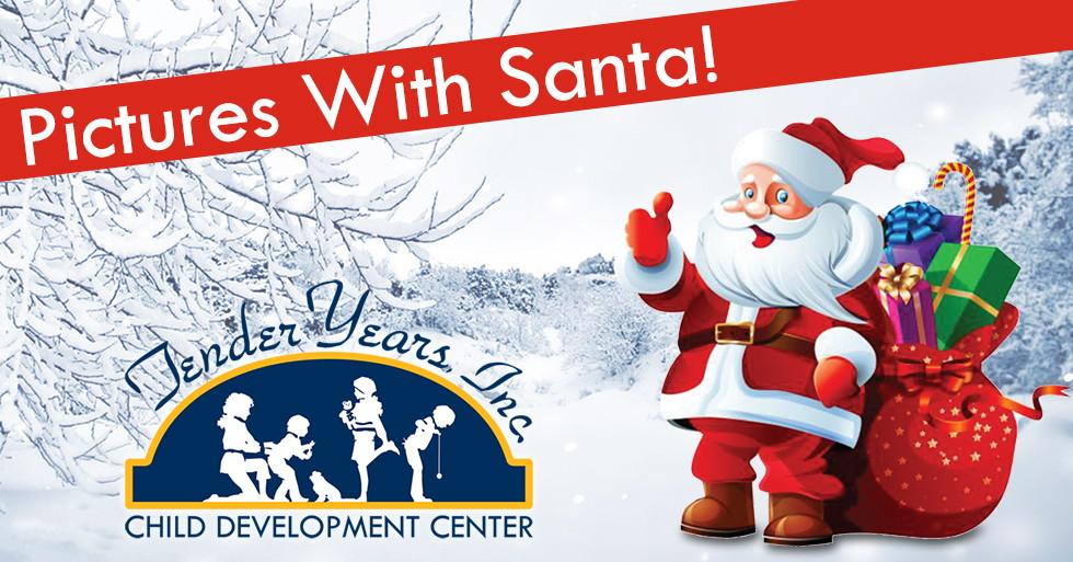 Photos with Santa & Mrs. Claus at Tender Years - Camp Hill, Hershey & Mechanicsburg