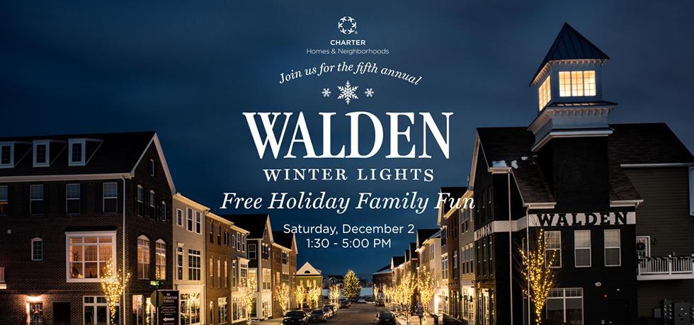 Walden Winter Lights 2017 - Mechanicsburg PA