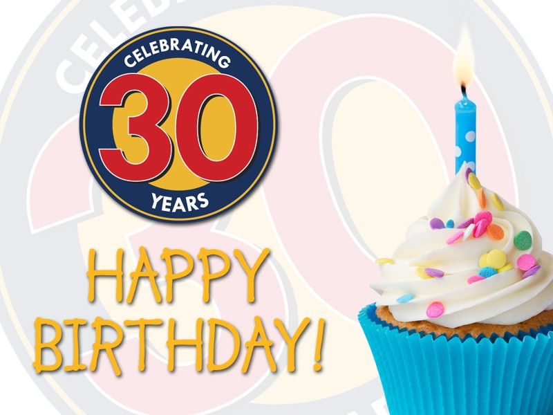 Happy 30th Birthday, Tender Years!