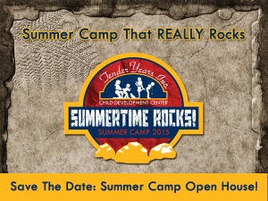 Summer Camp Mechanicsburg PA