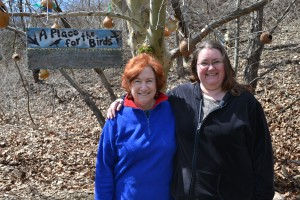 Debbi Cowl, Director of Tender Years Camp Hill, and Carol Lauver, Kindergarten Teacher