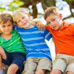 Kids Making Friends