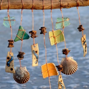 beach windchime