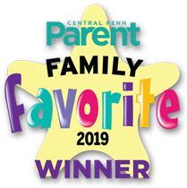 Central Penn Parent Family Favorites Winner 2018: Best Childcare Center, Best Preschool, Best Summer Camp
