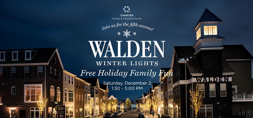 Walden Winter Lights 2017 - Mechanicsburg PA