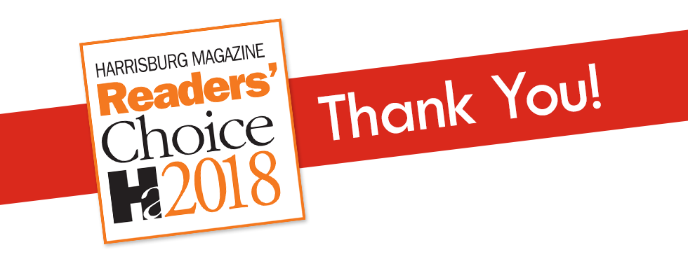 Harrisburg Magazine Readers' Choice Best Child Care Center 2018