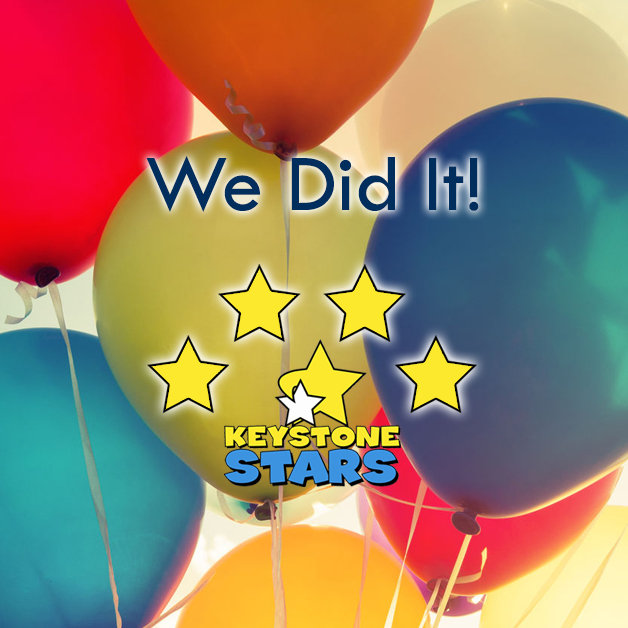 Camp Hill Center Achieves Star 4 Rating!