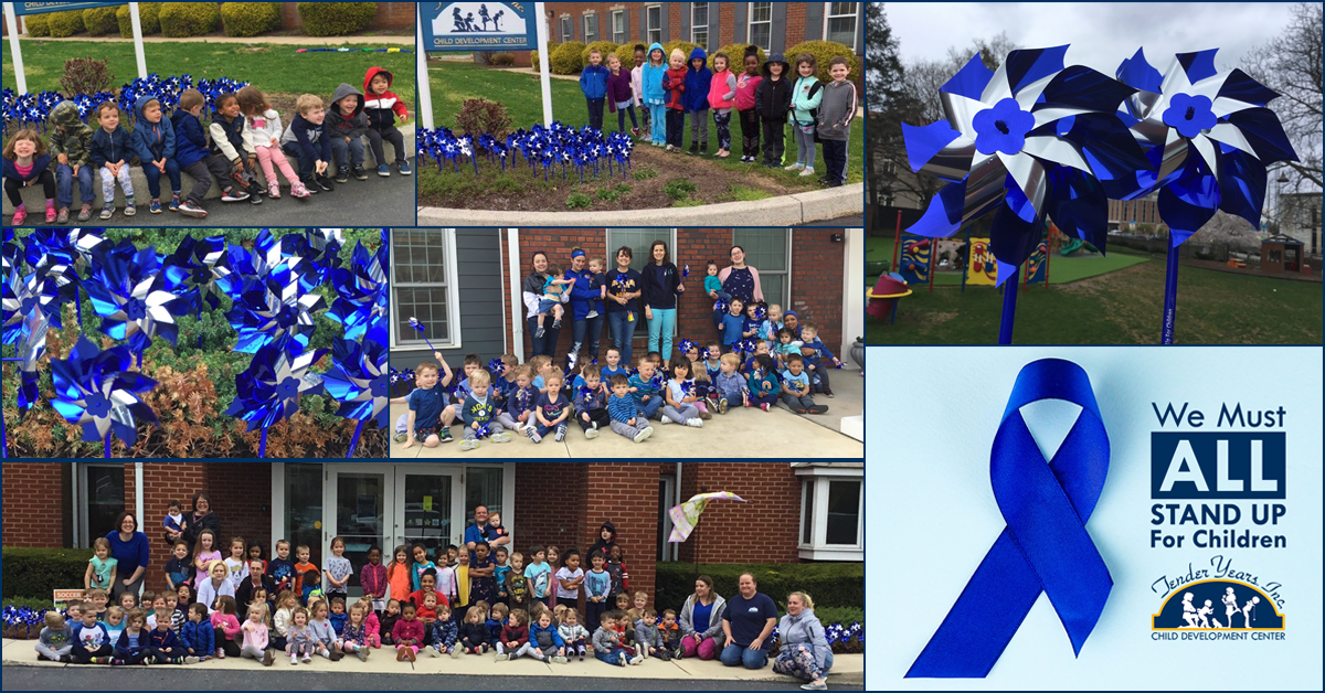 Tender Years Recognizes National Child Abuse Prevention Month