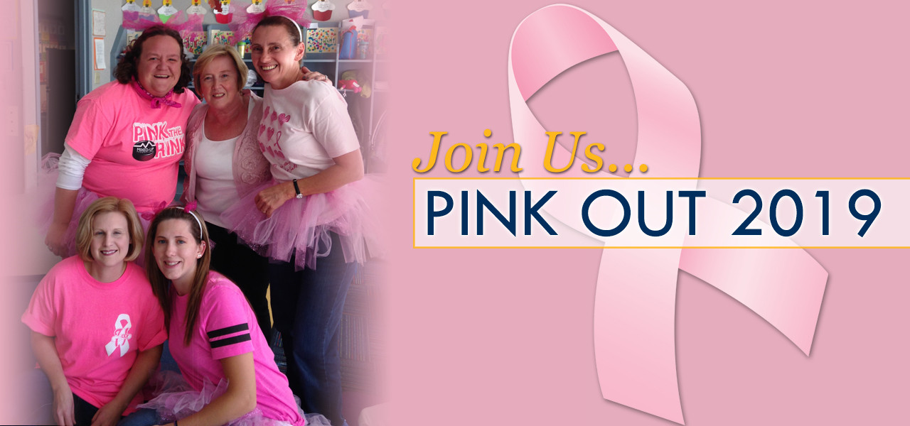 Tender Years Pink Out for Breast Cancer