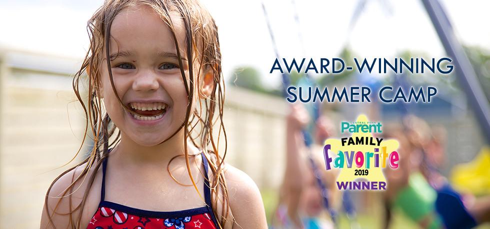 2020 Summer Camp - Camp Hill, Hershey & Mechanicsburg