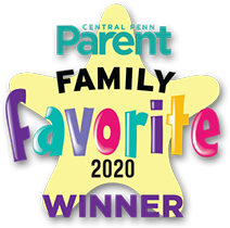 Central Penn Parent Family Favorites Winner 2020: Best Childcare Center, Best Preschool, Best Summer Camp
